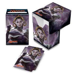 Eldritch-Moon-Oath-of-Liliana-Liliana-ULTRA-PRO-DECK-BOX-FOR-MTG-CARDS
