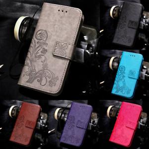 Per-8-Xiaomi-Mi-Play-Lite-A2-A1-F1-Magnetico-Flip-in-Pelle-Portafoglio-Stand-Custodia-Cover