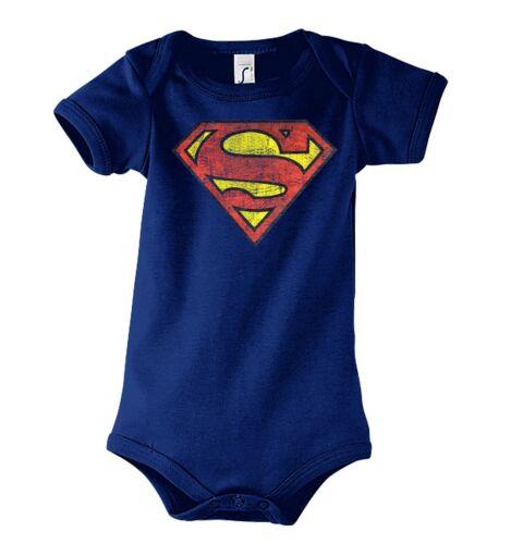 TRVPPY Baby Body Strampler Modell Superman Captain America Batman Kinder Shirt
