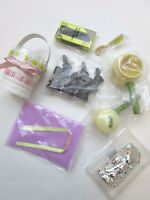 American Girl Kit's Homemade Sweets Easter Candy Making Set Chocolates Basket