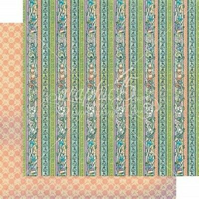 12x12 Artisan Style Graphic 45 Attention to Detail 2pc Scrapbook Paper