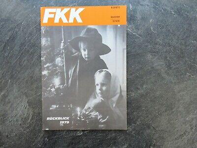 DFK FKK - Dezember 1979 ____ Naturisten Nudisten Jugend