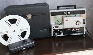 Elmo Sound ST-1200D Magnetic Super 8 Filmprojektor