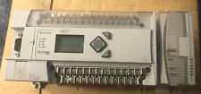 Allen Bradley Micrologix 1400 Ethernet With Amci 2 Ch Ssi Interface Module 7162