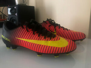 Nike Mercurial Soccer Cleats Size 8