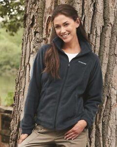 Columbia-Women-039-s-Benton-Springs-Full-Zip-Jacket-137211