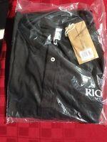 Rico Reeds Logo Short Sleeve Polo Shirt - Large (l)