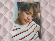 (ver. Minho) SHINee 4th Album Odd Photocard A version View SMTOWN