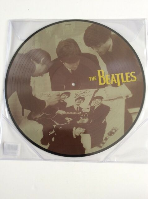 The BEATLES Thirty Weeks In 1963 Vinyl picture disc LP NEW
