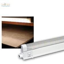 LED Unterbauleuchte 60cm mit 34x Highpower LEDs warmweiß 230V Lichtleiste STRIPE