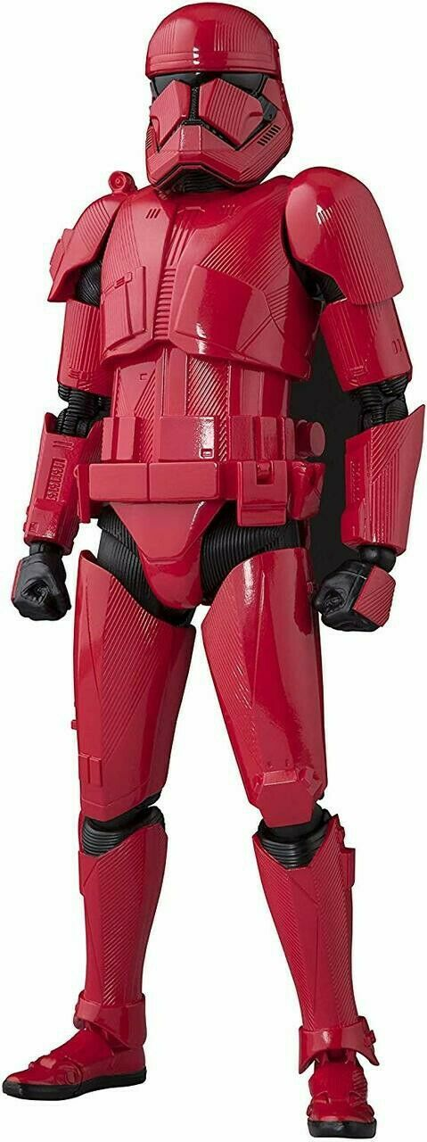 StarWars figurine : Bandai S.H. Figuarts Sith Trooper Figure (Star Wars: The Rise of...
