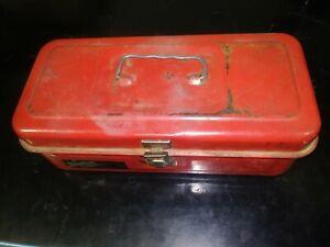 Vintage Disston My Buddy Tool Box 1100 Made In Usa Ebay