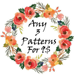 DMC-Huge-Modern-Offer-Cross-Stitch-Embroidery-Pattern-Kit-PDF-Chat-14-Count