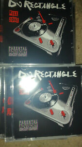 Dj-rectangle-kill-zone-cd-sealed-new