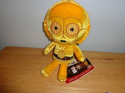 "Star Wars C3PO Funko Galactic 8/"" Plush!"