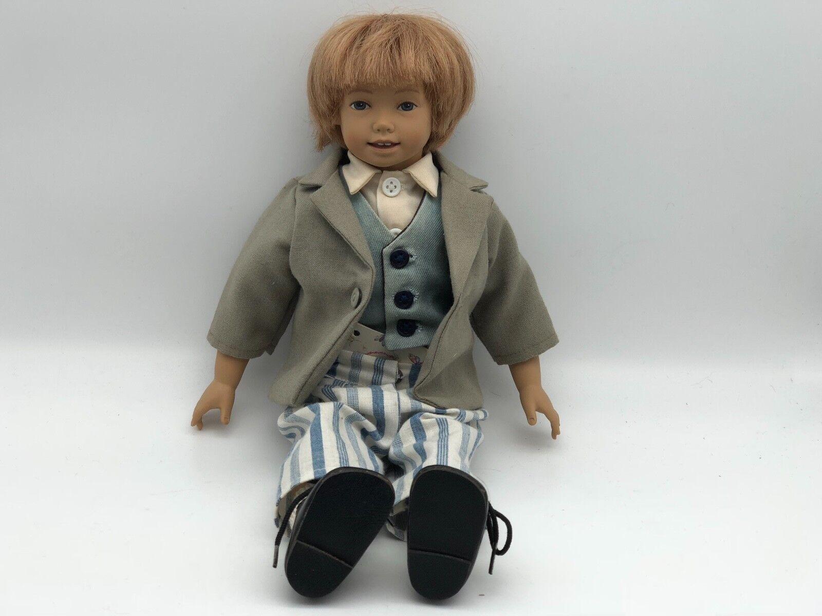 Heidi Ott ⭐️⭐️ Vinyl Puppe 32 cm. ⭐️⭐️ Top Zustand    Neue Sorten werden eingeführt