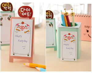 j-Lovely-Animals-Sticky-Notes-Post-Tab-Sticker-Bookmark-Point-It-Memo-Flags-1PC