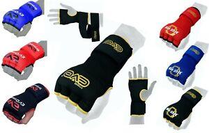 EVO-Boxing-Inner-Gel-Gloves-Quick-Hand-wraps-Punch-Bag-Training-MMA-Martial-Art