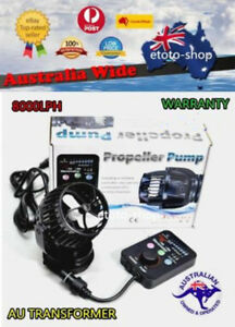 Au Transformer To Be Renowned Both At Home And Abroad For Exquisite Workmanship Skillful Knitting And Elegant Design Jebao Sw-8 Aquarium Wireless Wavermaker Pump 700-8000lph