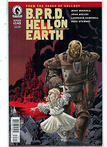 B-P-R-D-Hell-On-Earth-145-NM-From-The-Pages-Of-Hellboy-Dark-Horse-Comics-MD10