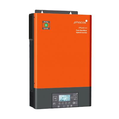 Hybrid Inverter Chargeur Phocos tout-Grille PSW-H-5KW-230/48V | eBay