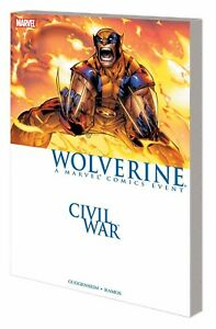 CIVIL-WAR-WOLVERINE-TP-NEW-PTG-COL-42-48-TPB-MARVEL-COMICS-NEW