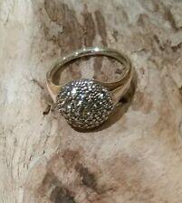 Cosmic Stars Statement Genuine Pandora Ring -  Silver 190914CZ-50, 52 & 58 sizes