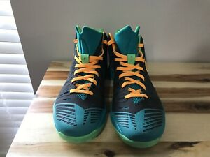 Shoes Get Basketball Buckets Turquoise Mens Zoom I Nike 01HRw
