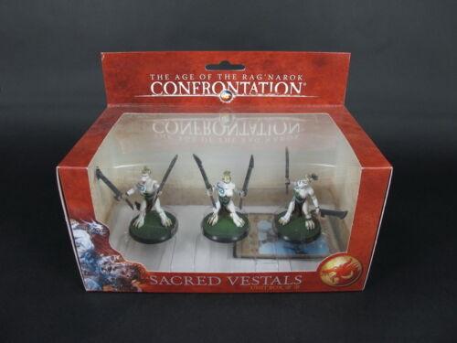 RACKHAM WFEL 04 Confrontation Sacred Vestals Unit Box