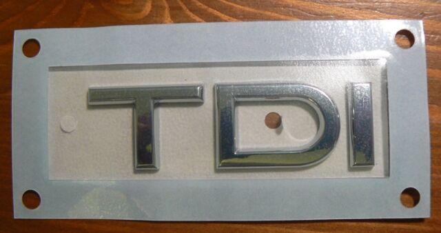 Original Audi TDI Schriftzug Emblem Audi A5 8J0853737 2ZZ