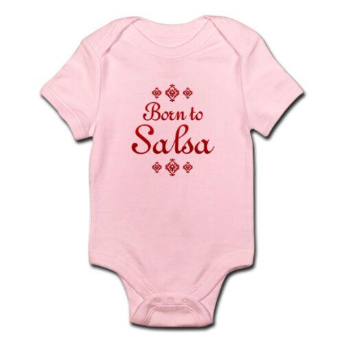 CafePress Salsa Infant Bodysuit Cute Infant Bodysuit Baby Romper 462668084