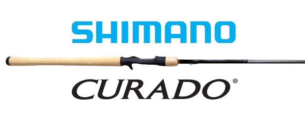 Shimano Curado 7'6  Heavy Fast Casting Rod CDC76H