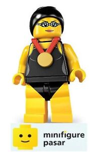 Lego 8831 Collectible Minifigure Series 7: No 1 - Swimming Champion - SEALED