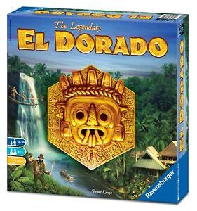 JUEGO EL DORADO Ravensburger 26032 Deck Building Game The Legendary El Dorado