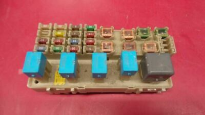 [DIAGRAM_5UK]  Relay Fuse Box UNder Dash Fits 04-06 LEXUS ES330 179294 | eBay | Lexus Es330 Fuse Box |  | eBay