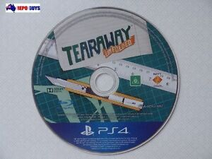 PS4-Tearaway-Unfolded-PlayStation-4-PS4-Game-Disc-Only