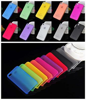 Hot 0.3mm Ultra Thin Slim Crystal Clear PP Soft Cover Case for Apple iPhone 4 4S