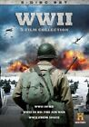 WWII 3 Film Collection 0031398178996 Blu Ray Region a P H
