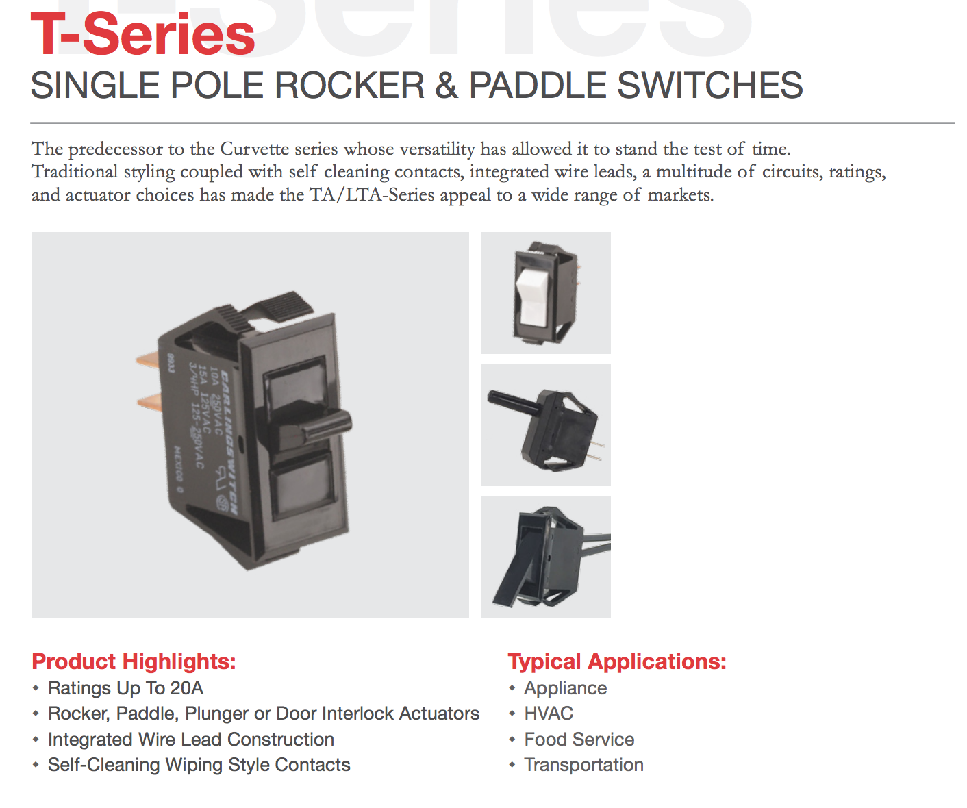 Carling Technologies Rocker Switches Spst On None Off Blk Ebay Offon Switch Electrical Products Norton Secured Powered By Verisign