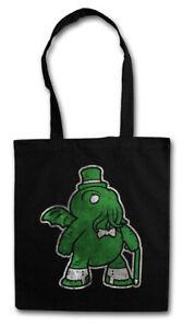 MISTER CTHULHU STOFFTASCHE Wars Horror Arkham Miskatonic Lovecraft Dunwich