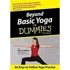 Beyond Basic Yoga For Dummies (DVD, 2014)