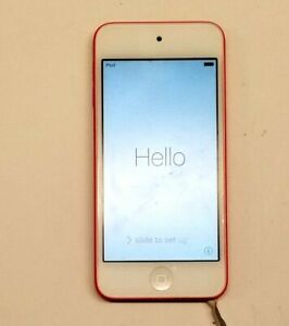 Red Apple iPod Touch 5th Gen 16GB