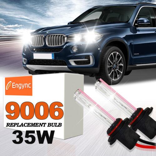 35W HID Xenon Headlight Bulb 5000K 6000K 8000K 10000K Replacement Lamp Car Light