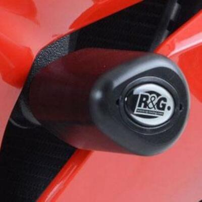 R/&G Racing CP0308BL Aero Style No-Cut Frame Slider