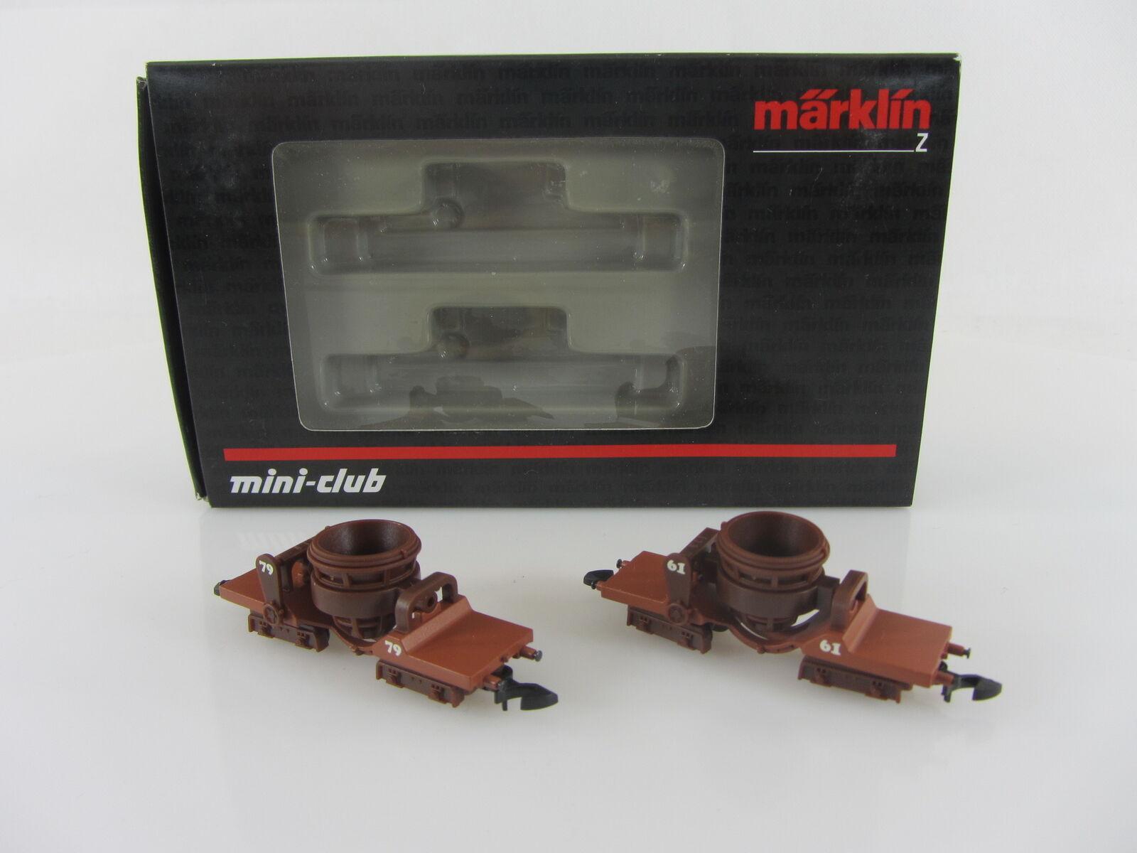 Märklin 86212 Wagenset scorie carro, come nuovo e nella sua confezione originale