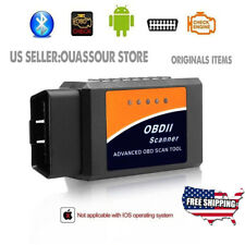 New BAST OBD-II Car Diagnostic 'fixd' Scan tool for IOSorAndroid Fast Shipping H