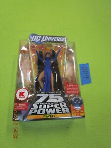 DC Universe Classics Raven Wave 15 Figure 4 FACTORY SEALED