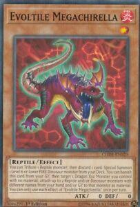 YUGIOH-CARD-3-X-EVOLTILE-MEGACHIRELLA-CHIM-EN020