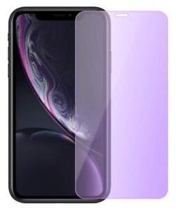 2-Films-Protection-ecran-Verre-trempe-Filtre-Anti-lumiere-bleue-pour-iPhone-11