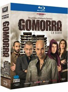 Gomorra-La-Serie-Tv-Prima-Stagione-Cofanetto-4-Blu-Ray-Nuovo-Sigillato